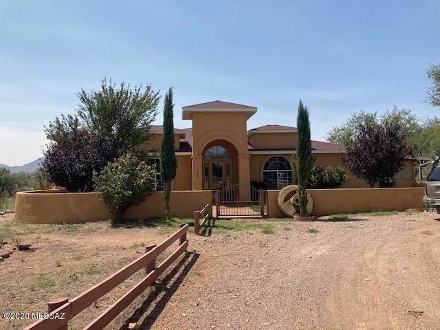 37200 S Cedar Creek Road, Arivaca, AZ 85601 (#22023778) :: Keller Williams