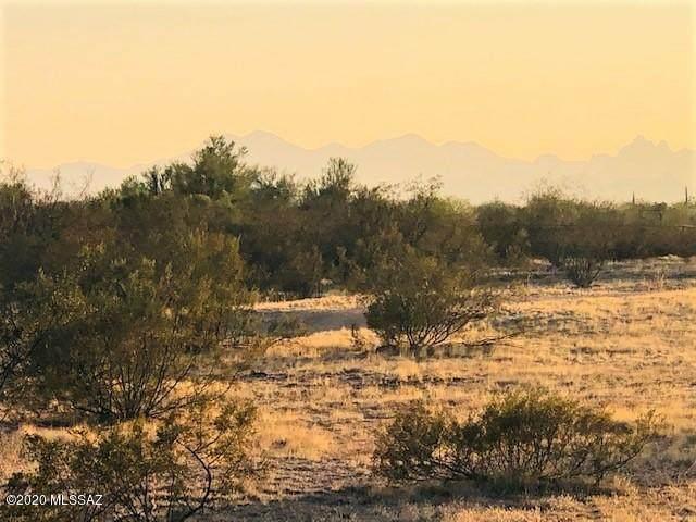 XX E Hemlock  Prcl E Drive 4 Acre, Marana, AZ 85658 (#22023881) :: Long Realty - The Vallee Gold Team