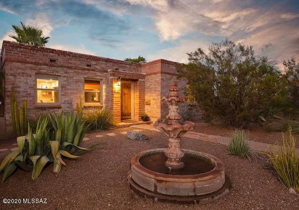 2137 E 8Th Street, Tucson, AZ 85719 (#22025113) :: Gateway Partners
