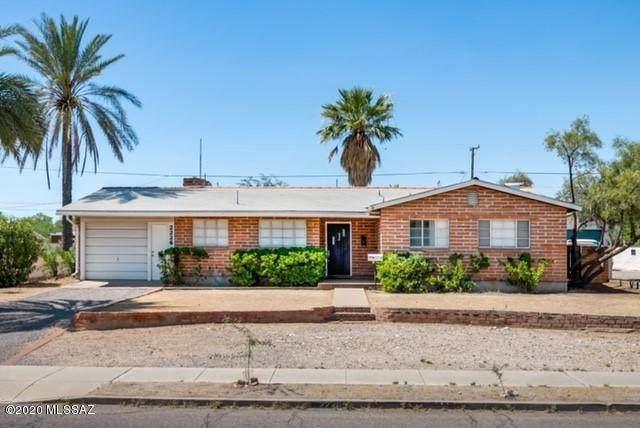 2226 E Water Street, Tucson, AZ 85719 (#22025134) :: Kino Abrams brokered by Tierra Antigua Realty