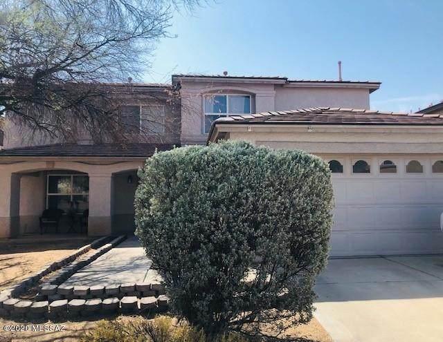 7450 S Madera Village Drive, Tucson, AZ 85747 (#22025161) :: Tucson Real Estate Group