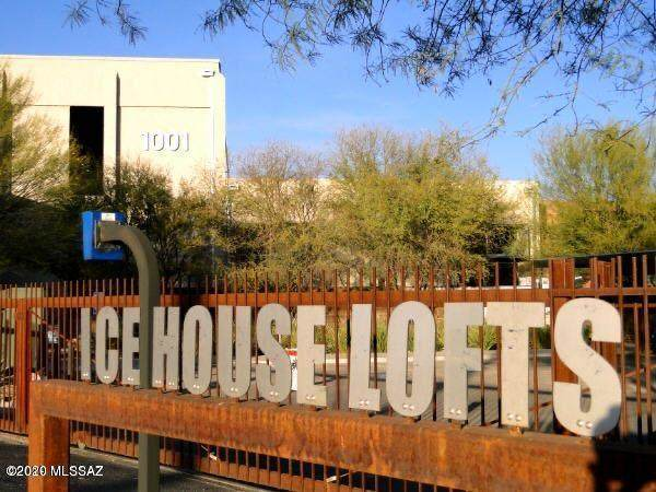 1001 E 17th Street #213, Tucson, AZ 85719 (MLS #22025922) :: The Property Partners at eXp Realty