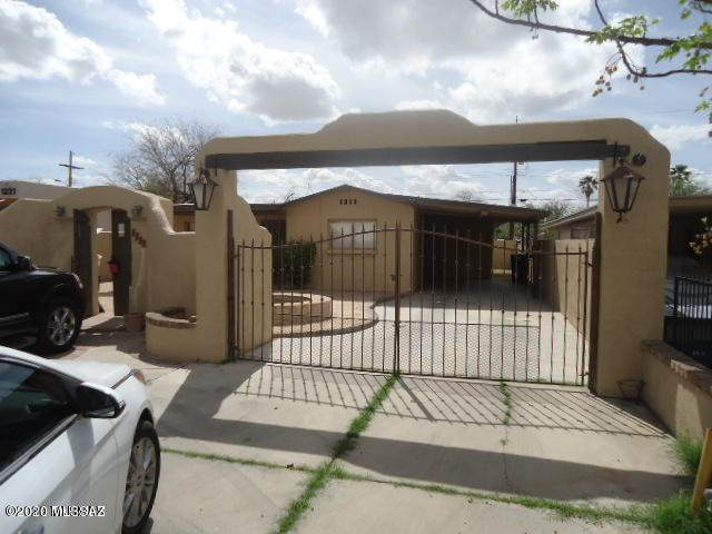 1231 W Speedway Boulevard, Tucson, AZ 85745 (#22026164) :: Long Realty - The Vallee Gold Team