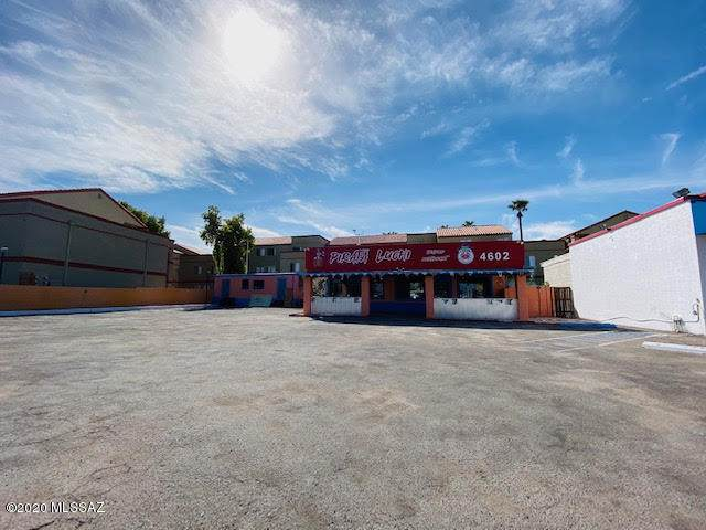 4602 E 29Th Street, Tucson, AZ 85711 (#22026308) :: The Local Real Estate Group | Realty Executives