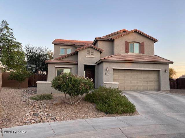 11250 W Sandby Green Place, Marana, AZ 85653 (#22026390) :: Gateway Partners