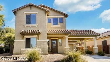 3472 W Wing Tip Drive, Marana, AZ 85658 (#22026470) :: Gateway Partners
