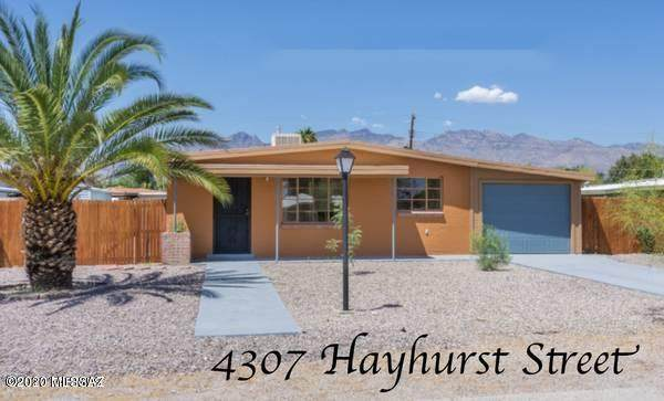 4307 E Hayhurst Street, Tucson, AZ 85712 (#22026902) :: Tucson Real Estate Group