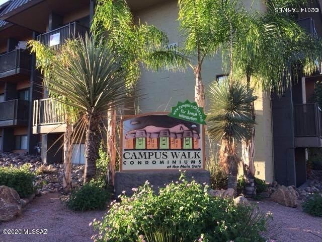 961 N Euclid Avenue #228, Tucson, AZ 85719 (#22027099) :: Kino Abrams brokered by Tierra Antigua Realty