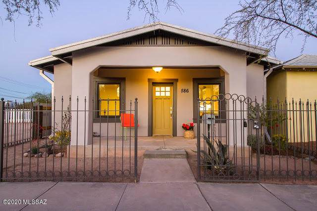 586 S Main Avenue, Tucson, AZ 85701 (#22027598) :: The Local Real Estate Group | Realty Executives