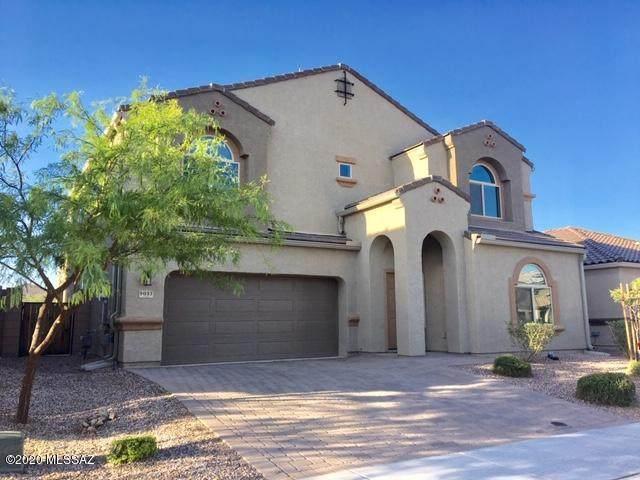9037 W Rolling Springs Drive, Marana, AZ 85653 (#22027687) :: Tucson Real Estate Group