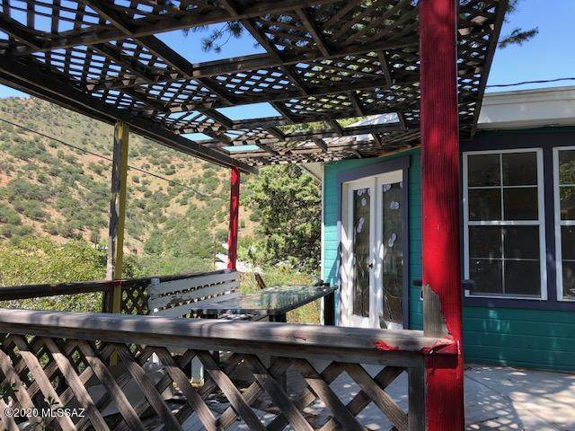 211 Ok Street, Bisbee, AZ 85603 (MLS #22029394) :: The Property Partners at eXp Realty