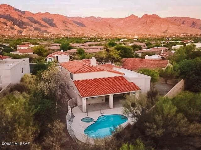 5621 N Placita Paisaje, Tucson, AZ 85750 (#22029697) :: Long Realty Company