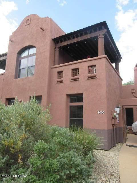 306 Post Way, Tubac, AZ 85646 (MLS #22029702) :: My Home Group