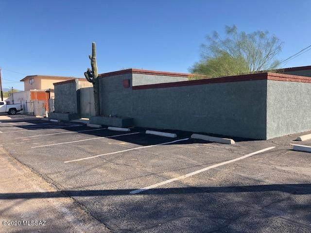 3540 E Hardy Drive, Tucson, AZ 85716 (#22029740) :: Keller Williams