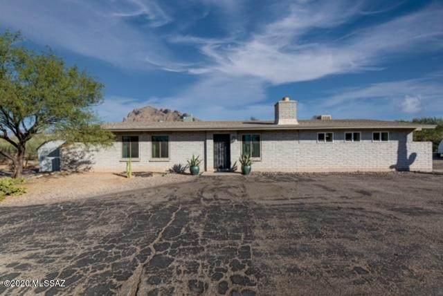 8688 N Paseo Norteno, Tucson, AZ 85704 (#22029809) :: Long Realty - The Vallee Gold Team