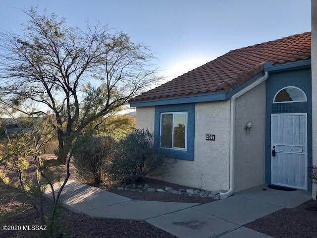 2591 Ironcrest Drive W, Tucson, AZ 85745 (MLS #22030218) :: The Property Partners at eXp Realty