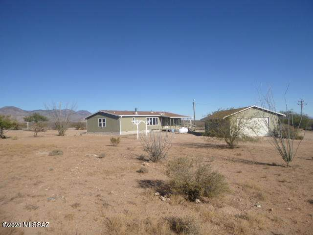 2356 N Mustang Heights Road, Huachuca City, AZ 85616 (#22031105) :: The Local Real Estate Group | Realty Executives