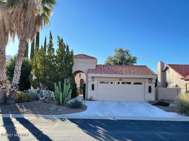 64343 E Idlewind Lane, Saddlebrooke, AZ 85739 (#22100450) :: Tucson Real Estate Group