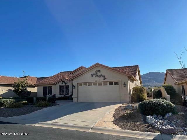 36685 S Stoney Flower Drive, Saddlebrooke, AZ 85739 (#22100688) :: Long Realty - The Vallee Gold Team