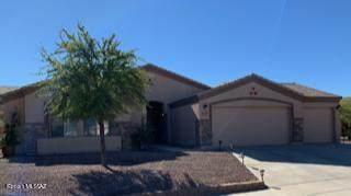 10130 E Corte Madera Fina, Tucson, AZ 85732 (#22101191) :: Tucson Property Executives