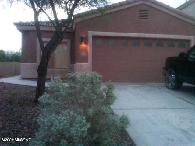 298 E Calle Puente Lindo, Sahuarita, AZ 85629 (#22101509) :: The Local Real Estate Group | Realty Executives