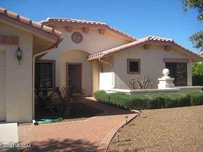 14651 N Spanish Garden Lane, Oro Valley, AZ 85755 (#22101512) :: Luxury Group - Realty Executives Arizona Properties