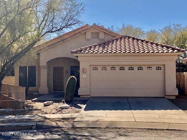 7850 E Calle Bien Nacida, Tucson, AZ 85750 (#22101655) :: Gateway Realty International