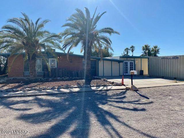6152 E 29Th Street, Tucson, AZ 85711 (#22101747) :: Keller Williams