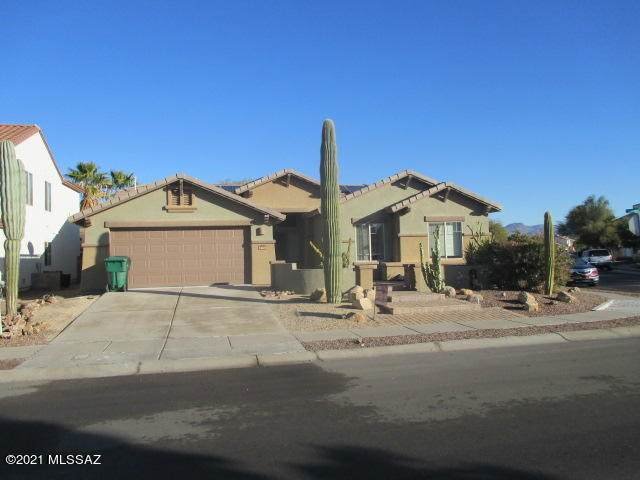 7482 W Colony Park Drive, Tucson, AZ 85743 (#22101872) :: Long Realty - The Vallee Gold Team