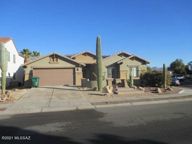 7482 W Colony Park Drive, Tucson, AZ 85743 (#22101872) :: Tucson Real Estate Group