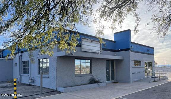 2360 E Elvira Road, Tucson, AZ 85756 (MLS #22103305) :: The Luna Team