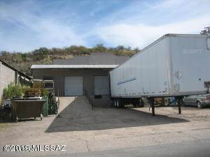 1116 N Bankerd Avenue, Nogales, AZ 85621 (MLS #22103665) :: The Luna Team