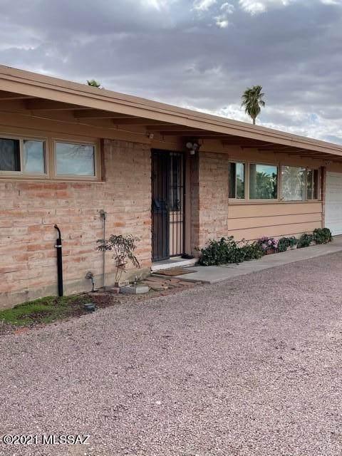 60 N Avenida De San Ramon, Tucson, AZ 85710 (#22104210) :: Keller Williams
