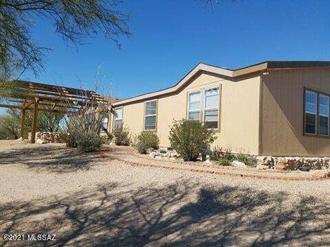 36455 S Owl Head Ranch Road, Marana, AZ 85658 (#22104631) :: Tucson Property Executives