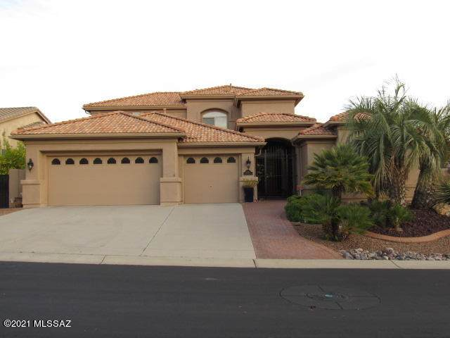 63281 E Desert Crest Drive, Tucson, AZ 85739 (MLS #22104974) :: The Property Partners at eXp Realty