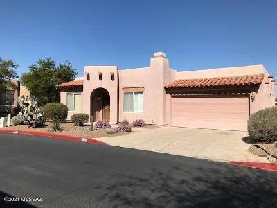 3777 N Bay Horse Loop, Tucson, AZ 85719 (#22105200) :: Keller Williams