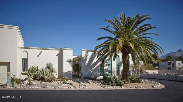 6100 N Oracle Road (At Back Of Subdiv #9, Tucson, AZ 85704 (#22105227) :: Long Realty - The Vallee Gold Team