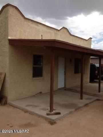 126 W Tennessee Street, Tucson, AZ 85714 (#22105290) :: Long Realty Company