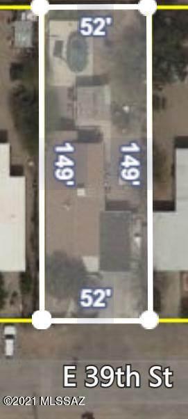 719 E 39th Street, Tucson, AZ 85713 (#22105613) :: Long Realty - The Vallee Gold Team