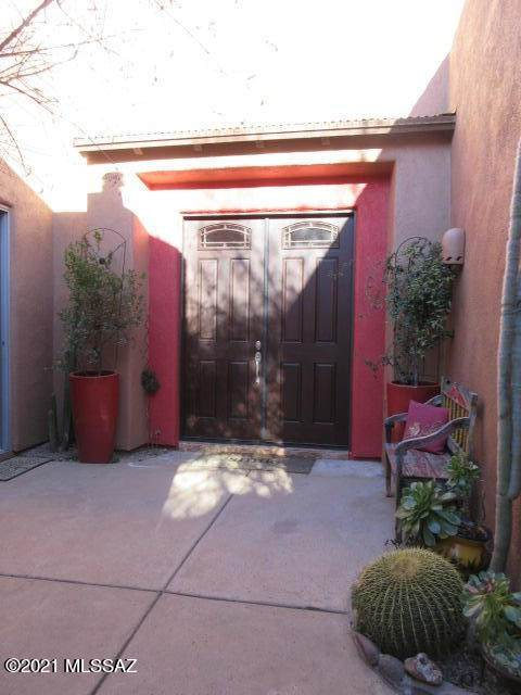 113 Powell Court, Tubac, AZ 85646 (MLS #22105923) :: The Property Partners at eXp Realty