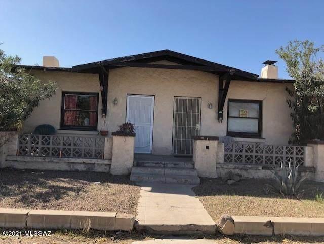616 E 8Th Street, Tucson, AZ 85705 (#22106655) :: Long Realty Company