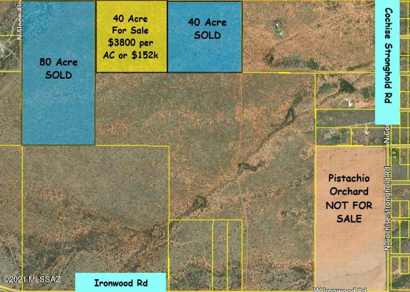 40 Acre Off Stronghold Road - Photo 1