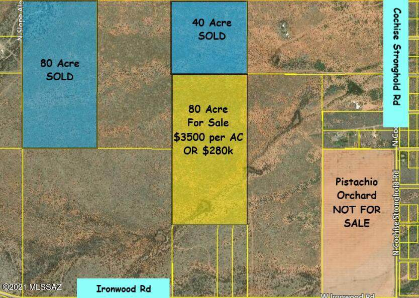 80 Acre Off Stronghold & Ironwood Road - Photo 1