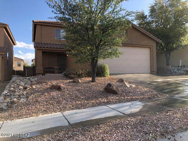 683 W Amber Sun Drive, Green Valley, AZ 85614 (MLS #22108589) :: The Property Partners at eXp Realty