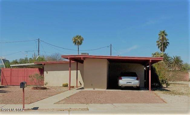 349 N Kent Drive, Tucson, AZ 85710 (#22108857) :: Tucson Property Executives