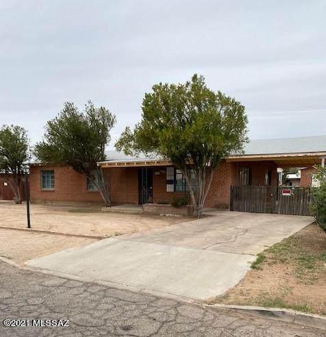 3409 E Hawthorne Street, Tucson, AZ 85716 (#22109340) :: Tucson Real Estate Group