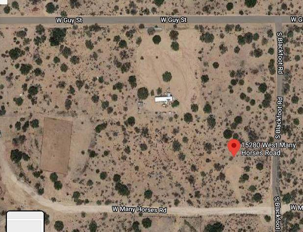 15280 W Many Horses Road #125, Tucson, AZ 85736 (#22109512) :: Keller Williams