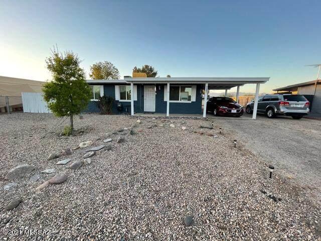 7201 E Pomegranate Street, Tucson, AZ 85730 (#22109782) :: Keller Williams