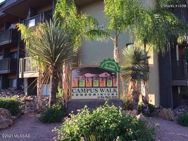 931 N Euclid Avenue #241, Tucson, AZ 85719 (#22109853) :: AZ Power Team