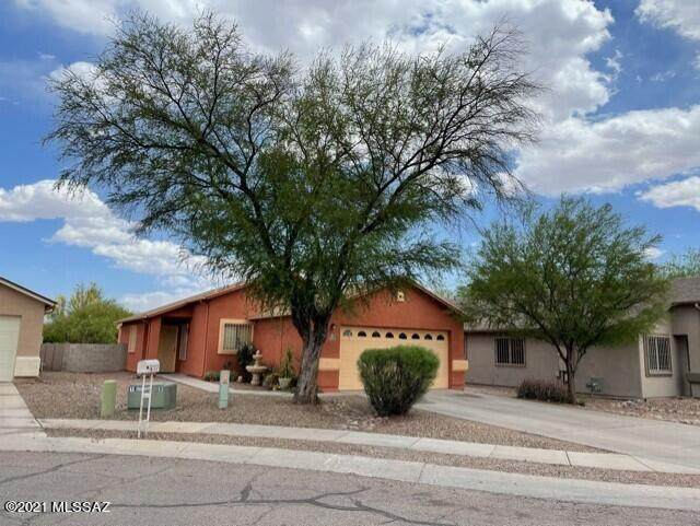 5023 S Lavender Moon Way, Tucson, AZ 85746 (MLS #22110065) :: The Property Partners at eXp Realty